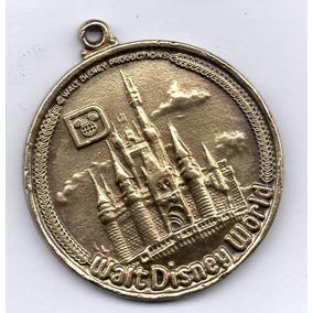 90b62c82e71 Moeda Ficha Medalha Disney - Coleções e Comics no Mercado Livre Brasil