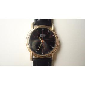 3f4a4a2904a Relogio Casio A500 Dourado De Luxo Feminino - Relógios De Pulso no ...