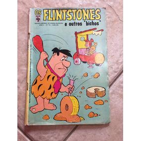 Hq Flintstones E Outros Bichos Nº15 Editora Abril