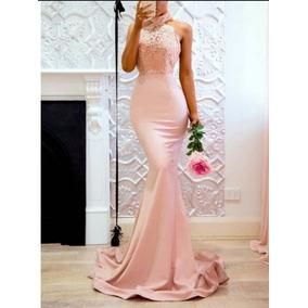 Alquiler De Vestidos Para Fiestas Largo - Vestidos Mujer en Mercado ... 223bbf8b48bb