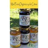 Miel Pura De Citrus Y Orgánica