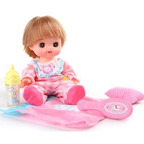 Mellchan Muñeca Juguete Set Para Niñas Bebé Juguete Pijam