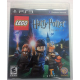 Lego Harry Potter: Years 1-4 Ps3* Play Magic
