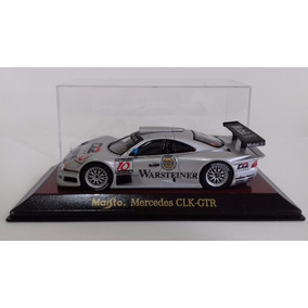 Miniatura Carro Dtm Mercedes Clk-gtr Dtm 1:43 Maisto