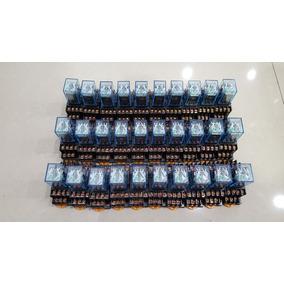 Relevador 110 Vac Omron My4n-j Incluye Base