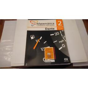 Livro Matemática Contexto E Aplicações Volume 2 - Ens. Medio