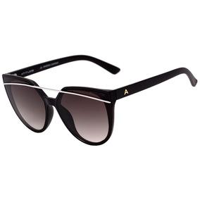 Oculos De Sol Atitude Preto Outras Marcas - Óculos no Mercado Livre ... 5fab06570c