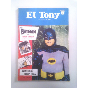 El Tony Batman Adam West Serie 1967