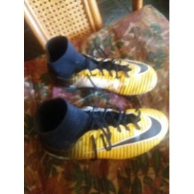 Botines Nike Botitas Futbol 5 - Botines Nike para Adulto 44118cbeb94e9