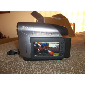 Vendo Videocámara Samsung Model0 Sc-d372, Mini Dv, Usada.