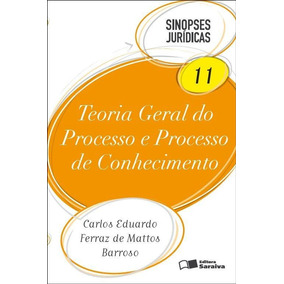 Teoria Geral Do Processo E Processo De Conhecimento - 14ª E