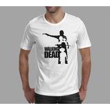 Camiseta The Walking Dead - Branco