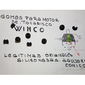 Gomas Para Motor Winco Origilales Legitinas De Silicona Espe