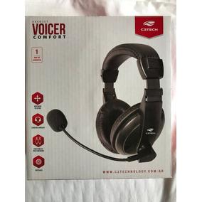 Headfone Voicer Comfort C3tech