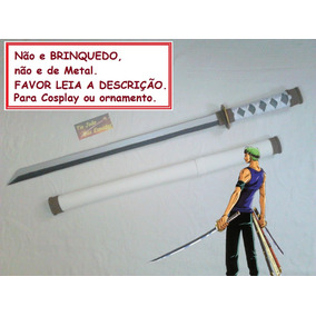 Espada Wado Ichimoji Do Zoro De One Piece