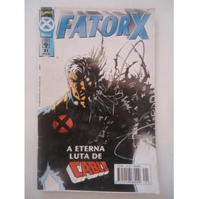 Fatorx #21 Ano 1998