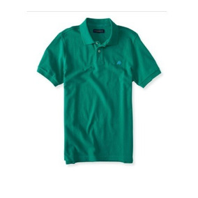 Camisa Polo Masculina Aeropostale Roxa Tam. Xl (gg) - Pólos Manga ... e997ef1cf537e