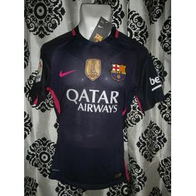 Jersey Barcelona Negro Visita Messi en Mercado Libre México 31cbde326fc