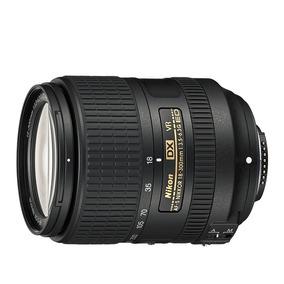 Lente Af-s Dx Nikkor 18-300mm F/3.5-6.3g Ed Vr Nikon
