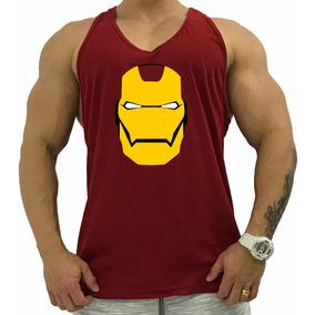 Regata Homem Ferro - Camisetas Regatas para Masculino no Mercado ... 8943532c239