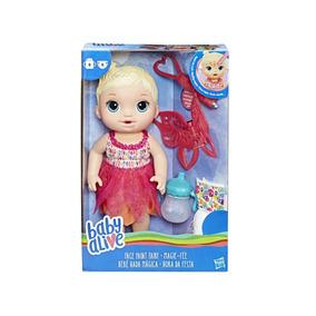 Boneca Baby Alive Loira Hora Da Festa Com Acessórios Hasbro
