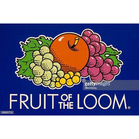 Combo 6 Playeras Fruit Of The Loom (envío Incluido En Precio