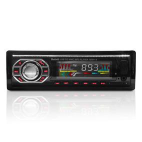 Auto Estereo Cdx-2525 Zonar Bt Mp3 Sd Aux Control Usb Fm