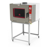Forno Industrial Progás Prp-5000 New Light, 5 Esteiras 220 V