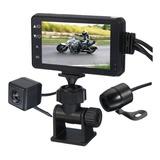 Cámara De Vídeo Para Moto, Microfono, Imágenes, Bike Mt-18