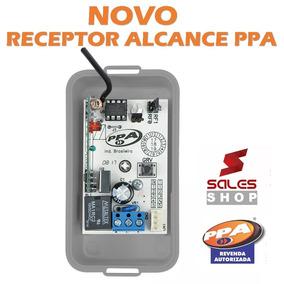 Novo Receptor Alcance 433mhz Ppa - Original