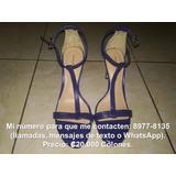 Zapatos Sandalias De Tacon Tacones De Cuero Mujer Antonio Me