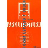 Libro Arquitectura Forma Espacio Y Orden