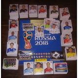 Figuritas Mundial Rusia 2018 Panini -