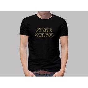 Camiseta Star Wars / Starwapo