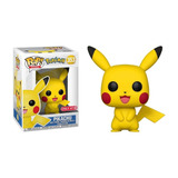 Funko Pop Pokemon Pikachu Target Exclusive