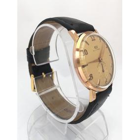 0d41ff72ecd Relógio Ouro 18 K Plaquê Antiga Parceria Da Britix Breatling