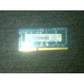 Memoria Ram Raxamel Para Laptop, 4 Gb Ddr3 12800s