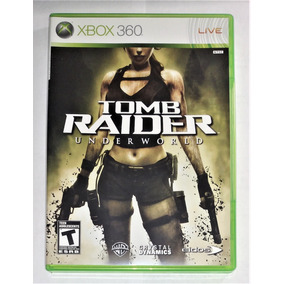 Tomb Raider Underworld Original Xbox 360 & One Cr $15