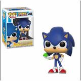 Funko Pop Sonic Con Esmeralda #284