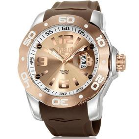 3bb0b8c4543 Relógio Everlast Masculino Analógico E523. R  999