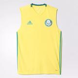 Camisa adidas Palmeiras Treino 2016 - Regata Tam. M