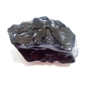 Obsidiana Negra Bruta - K0370 - Prosperity Minerais