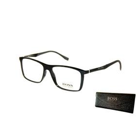 7c1e328fee25d Armação Hugo Boss Para Óculos De Grau Masculino - Óculos no Mercado ...