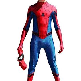 Traje De Cosplay De Spider-man Homecoming Traje De Spider-ma