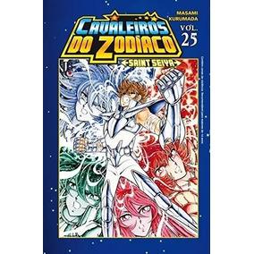 Mangá Cavaleiros Do Zodíaco Saint Seiya Volume 25