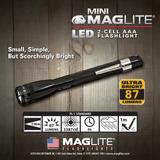 Lanterna Americana Maglite Ultra Led 2 Cell Aaa Seminova
