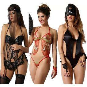 abf6c6da3 Fantasia Sexys Femininas Barata - Moda Íntima e Lingerie no Mercado ...