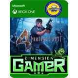 Resident Evil 4 Xbox One No Codigo Offline