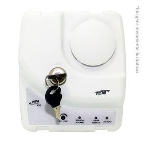 Sensor De Porta Aberta Alarme Campainha Presença 4x1 Mpa-433