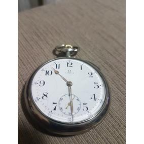 07237190d59 Antigo Relogio De Bolso Corda Omega - Relógios no Mercado Livre Brasil